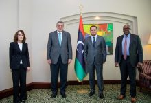 Photo of The Head of UNSMIL continued his meetings with Libyan officials