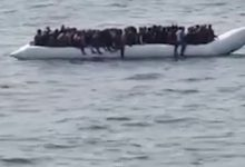 Photo of Libyan Coast Guard recued 100 irregular migrants