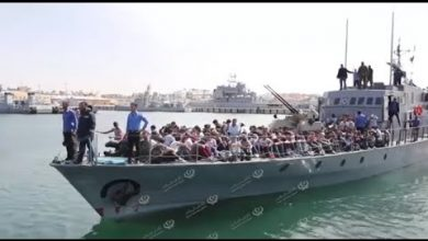 Photo of Libyan Coast Guard rescued 11259 migrants in 2020