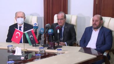 Photo of The Minister of Local Government and Turkish Deputy Minister of Environment and Urbanization held talks in Tripoli