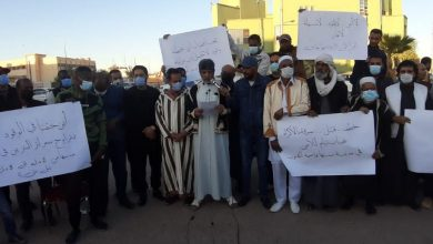 Photo of Sabha residents issued a statement about their living conditions