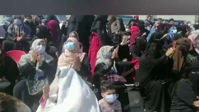 Photo of 120 war prisoners released in Zawiya city