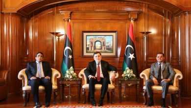 Photo of The new Presidential Council and the Government of National Unity assumed office
