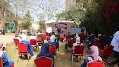 Photo of The National and World Oral Health Day celebrated in Tripoli