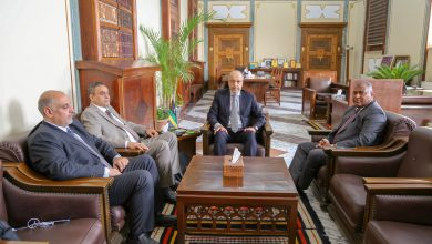 Photo of The Governor of the Central Bank of Libya held a meeting with three GNU ministers