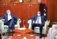 Photo of Libya and Italian meeting to discuss stalled projects
