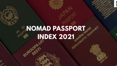 Photo of Libyan passport ranked 194 in Nomad Passport Index 2021