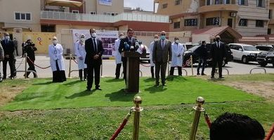 Photo of The national campaign for vaccination against the Coronavirus started in Libya
