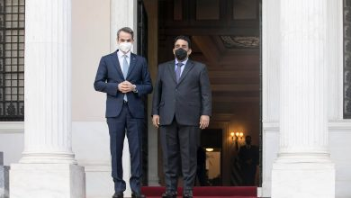 Photo of Greek Prime Minister: We agreed with Libya to resume talks on maritime border demarcation