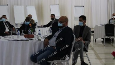 Photo of A workshop on the role of media in elections held in Tunis