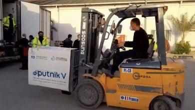 Photo of The second shipment of Sputnik V vaccine arrived in Tripoli