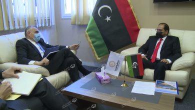 Photo of Libyan and Italian talks on maritime wealth