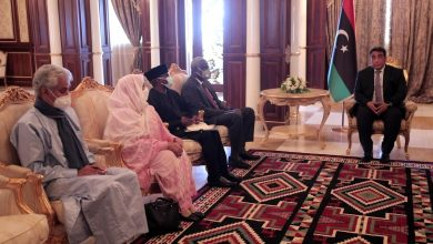 Photo of The Head of the Presidential Council received the Chairperson of the African Union Commission