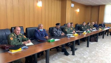 Photo of The Joint Military Committee welcomed UN Security Council Resolution on the ceasefire in Libya